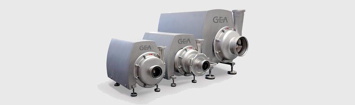 GEA Centrifugal Pumps