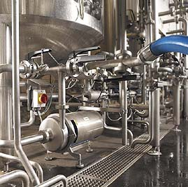 Euro-HYGIA in the fermentation process